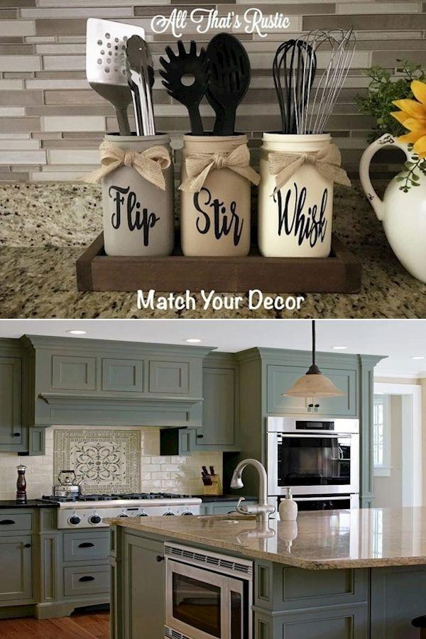 Lodge Decor Small Kitchen Decorating Ideas On A Budget Country Blue Kitchen Decor Small Kitchen Decor Kitchen Decor Blue Kitchen Decor