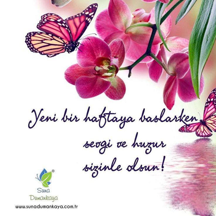#Yeni bir haftaya başlarken #yepyeni tarifler ve #güzellik ve #bakımınıza dair tiyolar http://www.sunadumankaya.com.tr de...