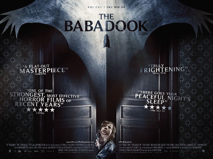 From Australia comes what is possibly the most scary and well made horror film in years. Here's Ryan's review of The Babadook...