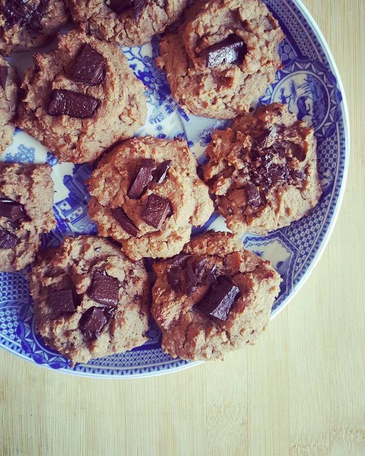 Ciecierzycowe ciastka mocy  Planowanie i przygotowywanie posiłków z…