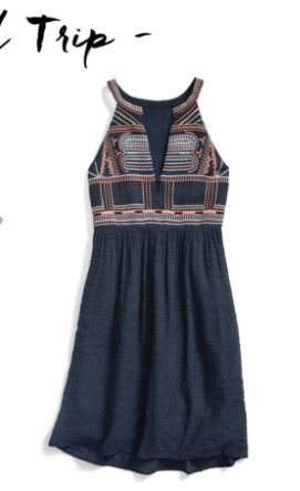 This dress is so gorgeous! I would love to wear this out for date night, and more formal occasions.