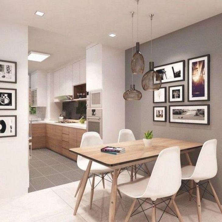 48 Apartment Decorating Ideas And Organization Tips For Renters Diseno De Sala Comedor Ideas De Decoracion De Comedor Decoracion Sala Comedor Pequeno