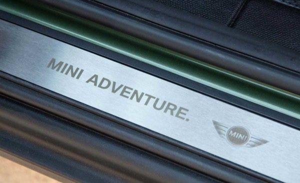 2014 Mini Paceman Adventure is Tough Adventurer Cars Wallpaper Logo