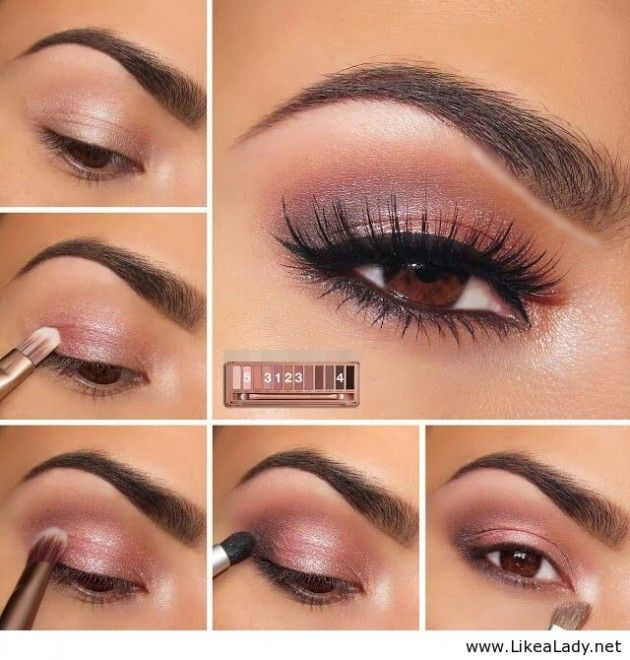 Easy Yet Impressive Makeup Tutorials That You Would Like To Give A Try
