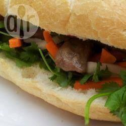 Gemarineerd varkensvlees voor banh mi broodje @ allrecipes.nl