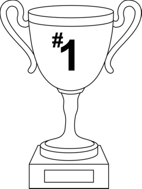 Winning Trophy Clip Art Image Clip Art Art Images