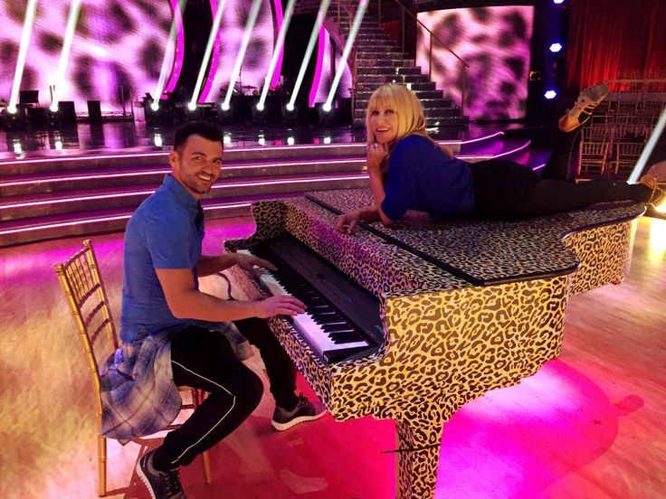 Tonight, things are going to get a little wild on #MyJamMonday night on ABC's #DWTS!