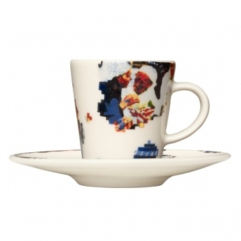 Oiva Toikka, HEL2012, espressocup, special desing for Iittala as Helsinki is the Desing Capital of the year in 2012