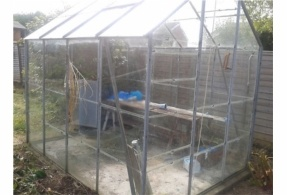 Used Green House - Great For Growing Strawberries
