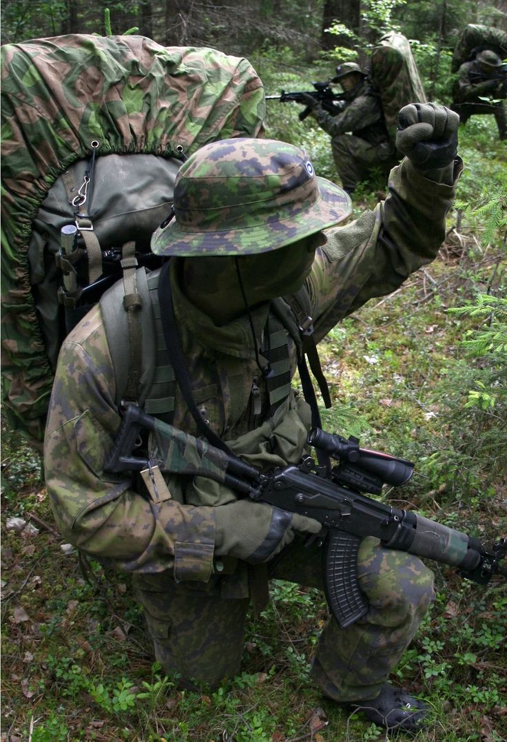 Finnish Special Forces   Finnish Special Forces [1018x1490]