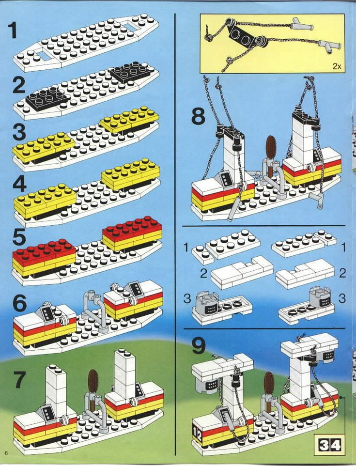 lego city instructions online