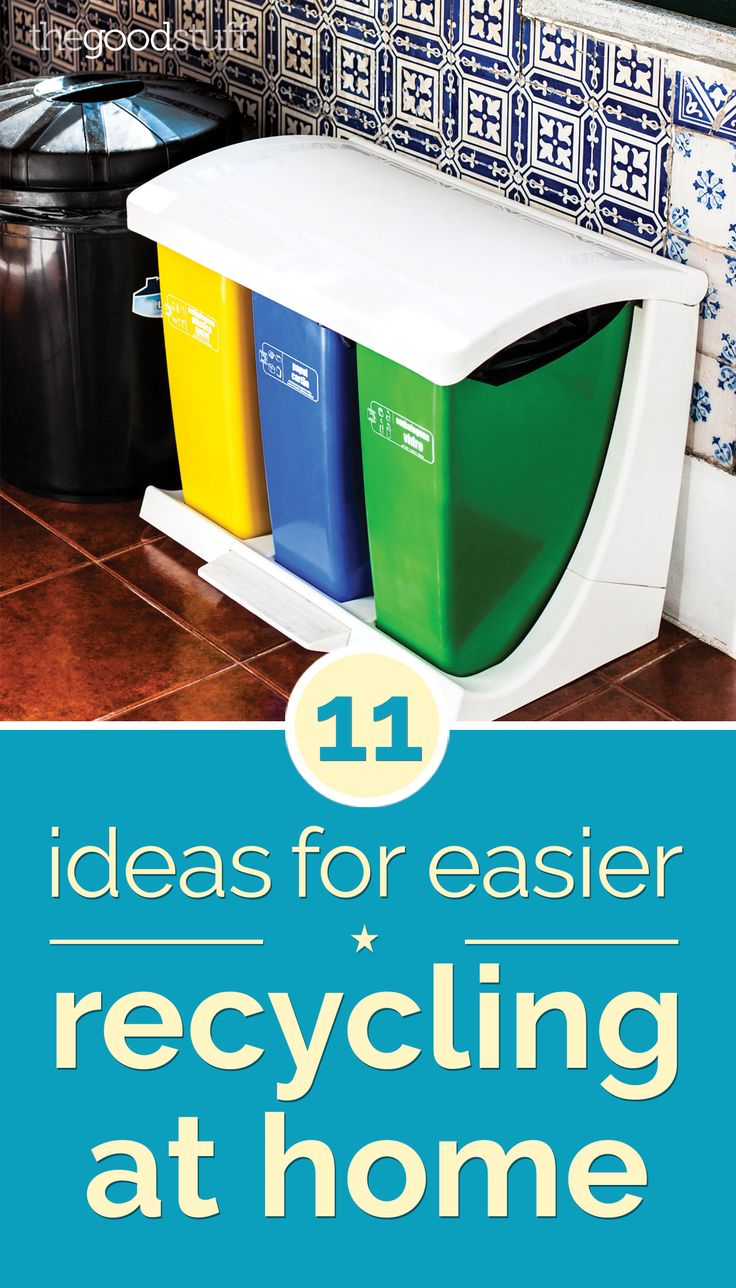 17 best images about recyclinginfoandstuff on pinterest On recycling ideas for home