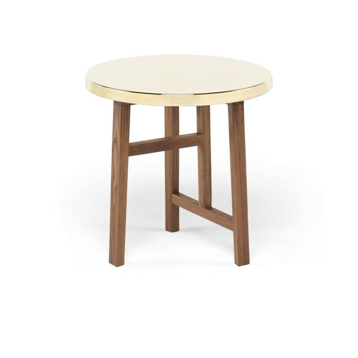 TRIO SIDE TABLE - NERI & HU at Spence & Lyda #solidwood #design #neri&hu #australia #sydney #timber
