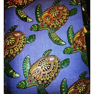Sea Turtles Tangled Patterned Finished Coloring Page From Lost Ocean