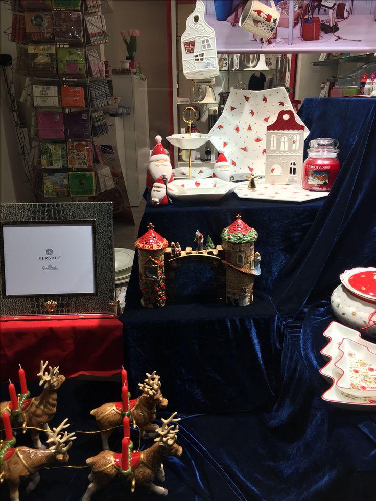 Villeroy&Boch Christmas ornaments