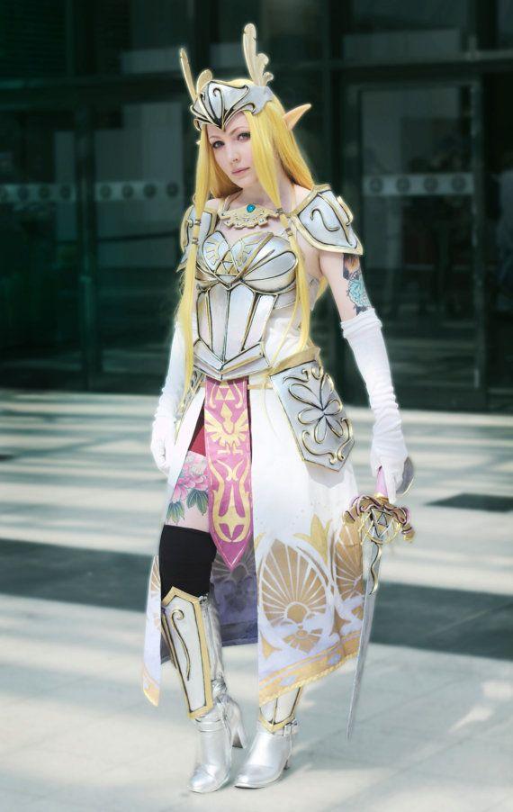 Zelda cosplay print 2  free shipping par ShamandalieSuicide sur Etsy