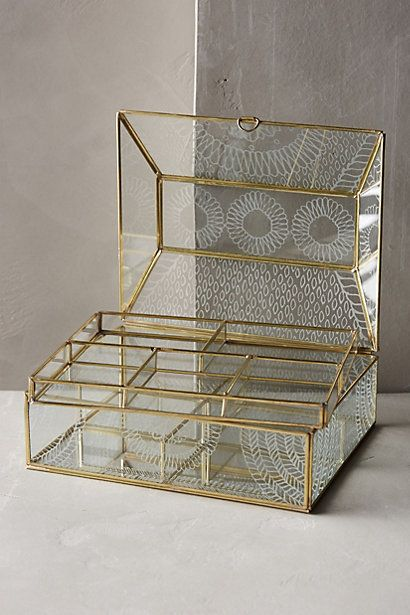 First Frost Jewelry Box - anthropologie.com