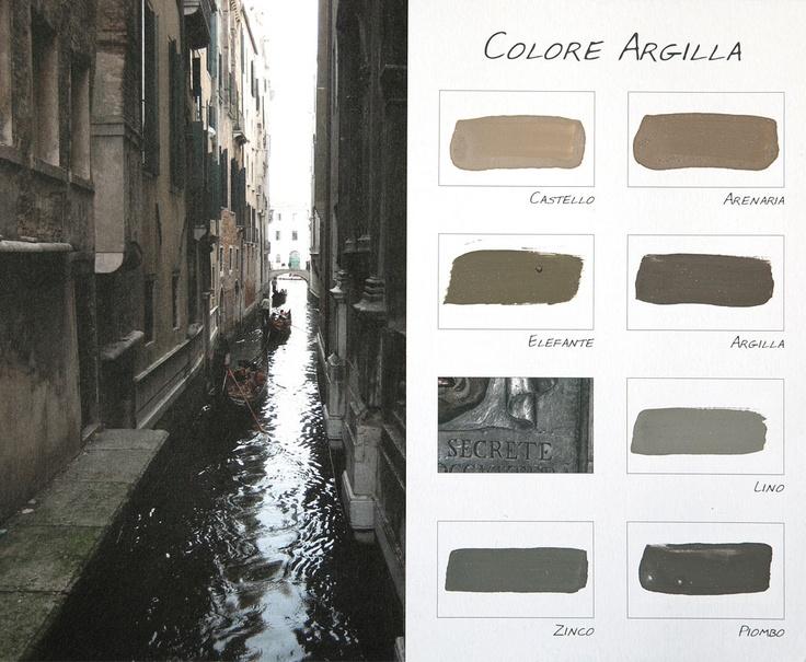 carte colori kleurenkaart colore argilla krijtverfonline