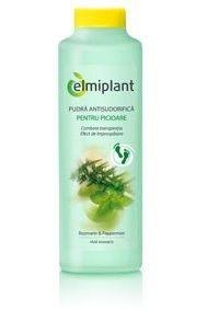 Elmiplant Antiperspirant Foot Powder