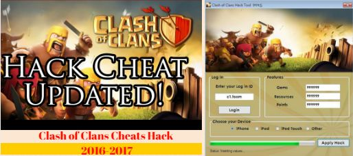 Clash of Clans Cheats Hack 2016-2017 http://www.latesthackingsoftwares.com/clash-of-clans-cheats-hack-2016-2017/  Tags:clan of clash hack,clans of clash hack,clash of clan hack,clash of clan hacks,clash of clans cheats hack 2016-2017,clash of clans cheats hack 2017,clash of clans hack,clash of clans hacked,clash of clans hacked version,clash of clans hacks,descargar clash of clans hack,hack de clash of clans,hack de gemas clash of clans,hack of clash of clans,hacked clash of clans,hacking…