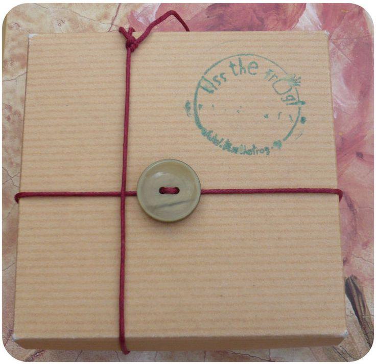 17 meilleures images propos de packaging sur pinterest - Comment emballer des cadeaux ...