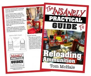How to reload your own ammunition!