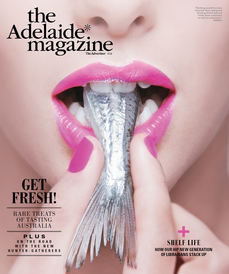 The Adelaide* Magazine - May 2012. http://www.theadmag.com.au #Adelaide