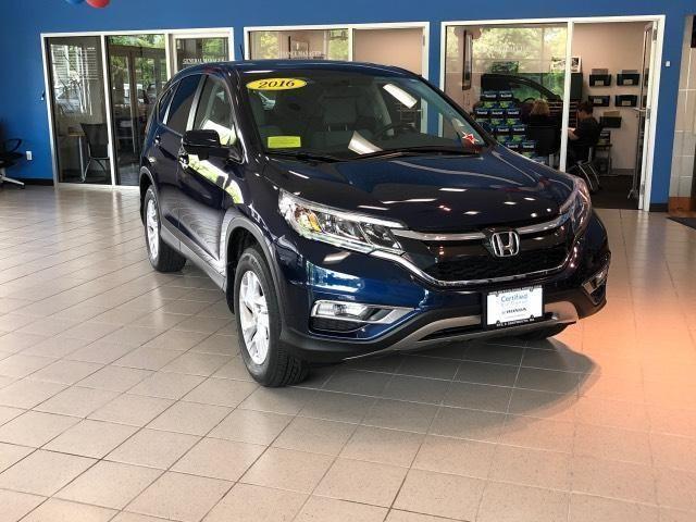 2016 Ex 19 994 36 530 Miles V 2hkrm4h59gh627957 Honda Cr Honda 2016 Honda