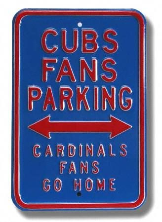 Cubs Fans ONLY!