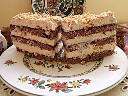 Toffifee sütemény ~~ NOSALTY