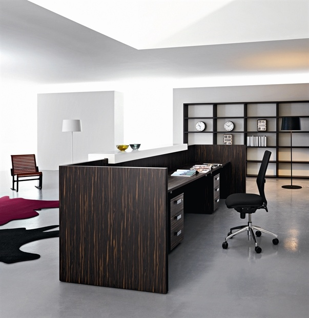 Babini office reception riga recepciones pinterest for Furniture riga