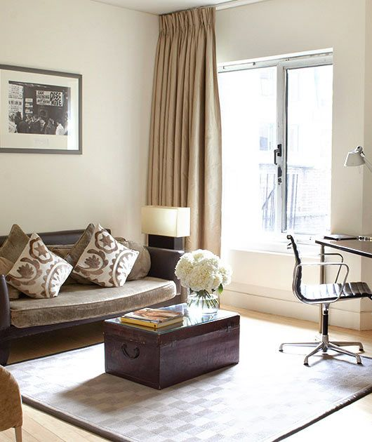 The Superior Suite at No.5 Maddox Street in London's Mayfair.