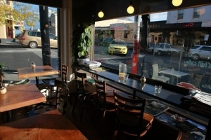 Ruckers Hill Cafe -> High Street Northcote.