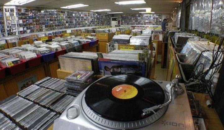 2015: La venta de vinilos generó más ingresos que la música por Streaming