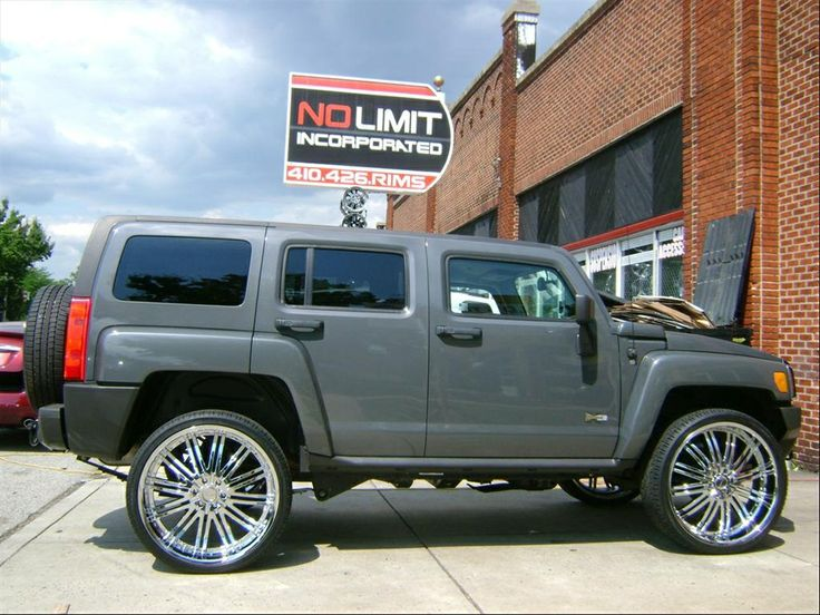 custom hummer h3 photo gallery | H3 - Hummer H3 Custom - SUV Tuning