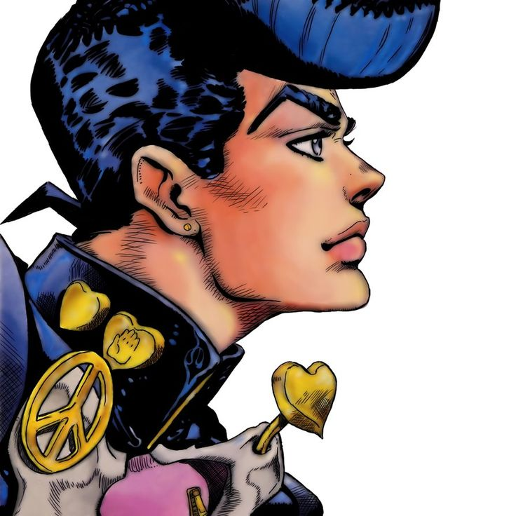Josuke Higashikata by Nostra-Drawing on DeviantArt