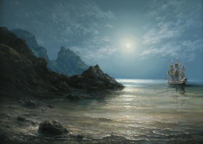 Море... Елена и Михаил Иваненко