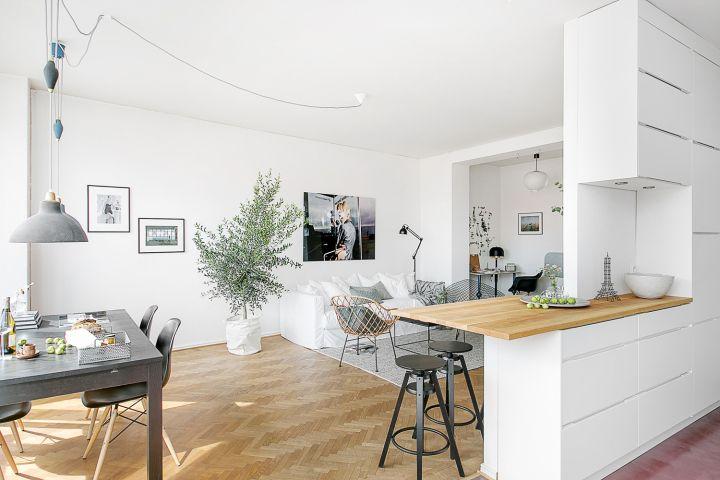 Las 25 mejores ideas sobre encimeras de cemento en - Cocinas nordicas ...