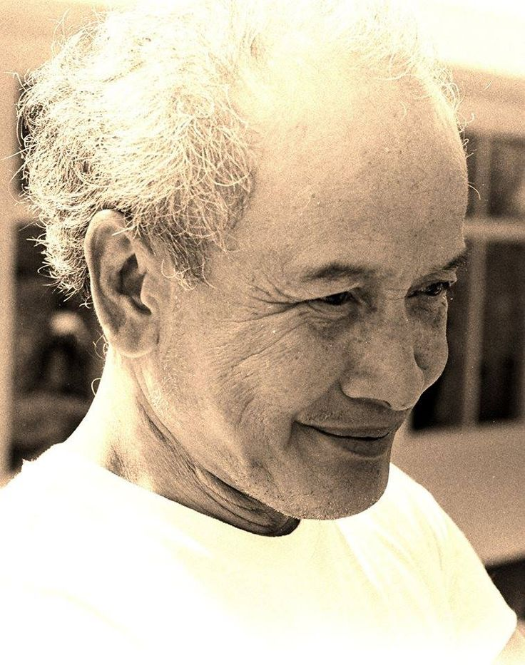 Suhu Subur Rahardja (founder of Bangau Putih Silat)