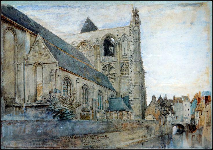 John Ruskin 1819-1900