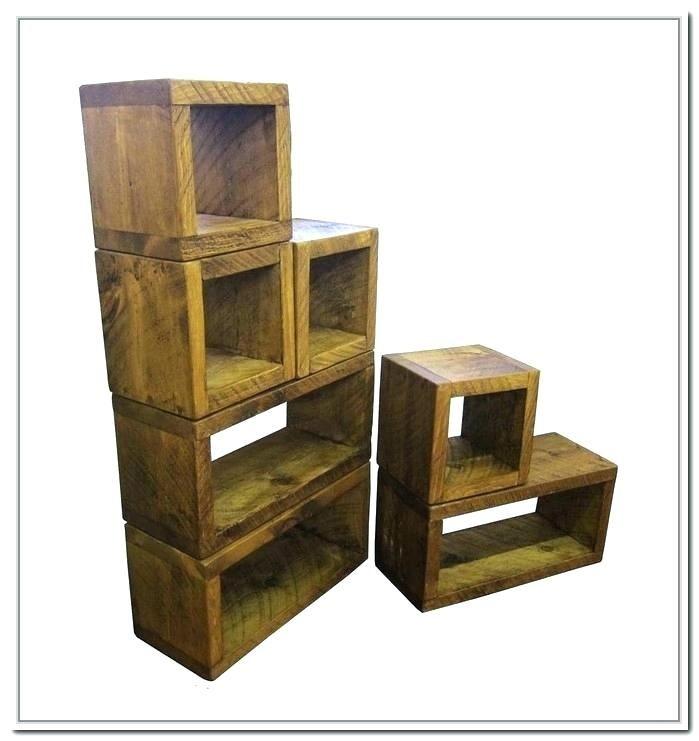Wood Storage Cubes Stackable Https Www Otoseriilan Com In 2020