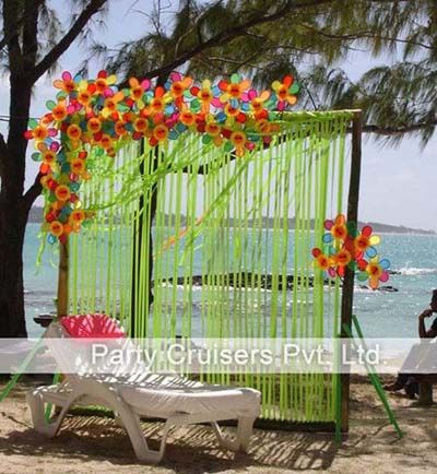 such a Pretty backdrop for your photo booth ,,Can be used in Mehendi set up :)