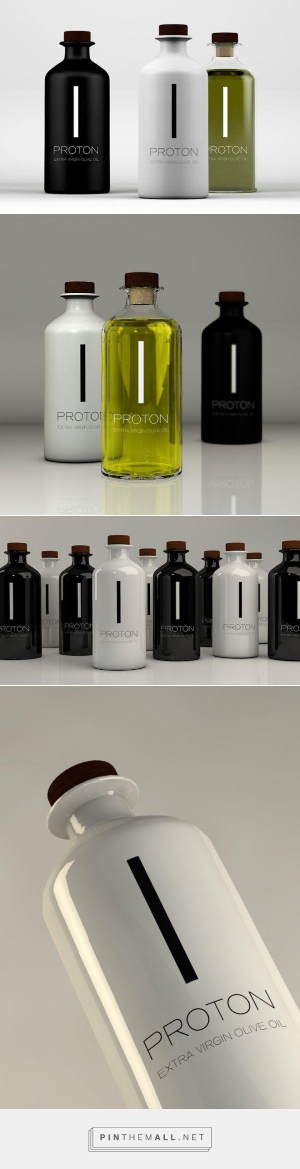 PROTON Premium Extra Virgin Olive Oil by Dimitris Lazaridis