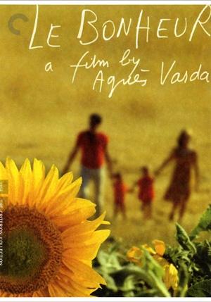 "Agnes Varda's 1965 masterpiece. (It translates as ""Happiness"")"