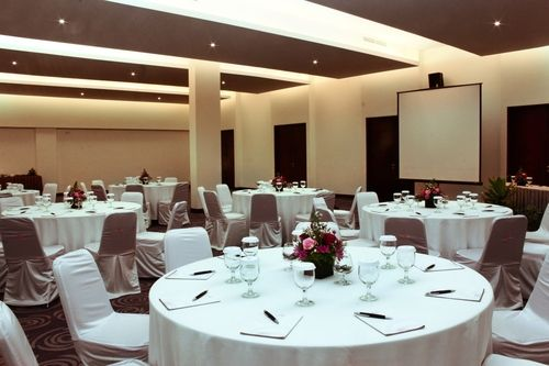 Meeting room at Sun Island Hotel Kuta