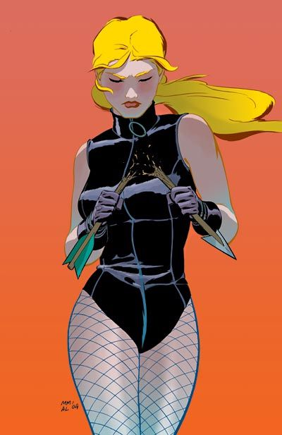 Black Canary by Marcus Martin