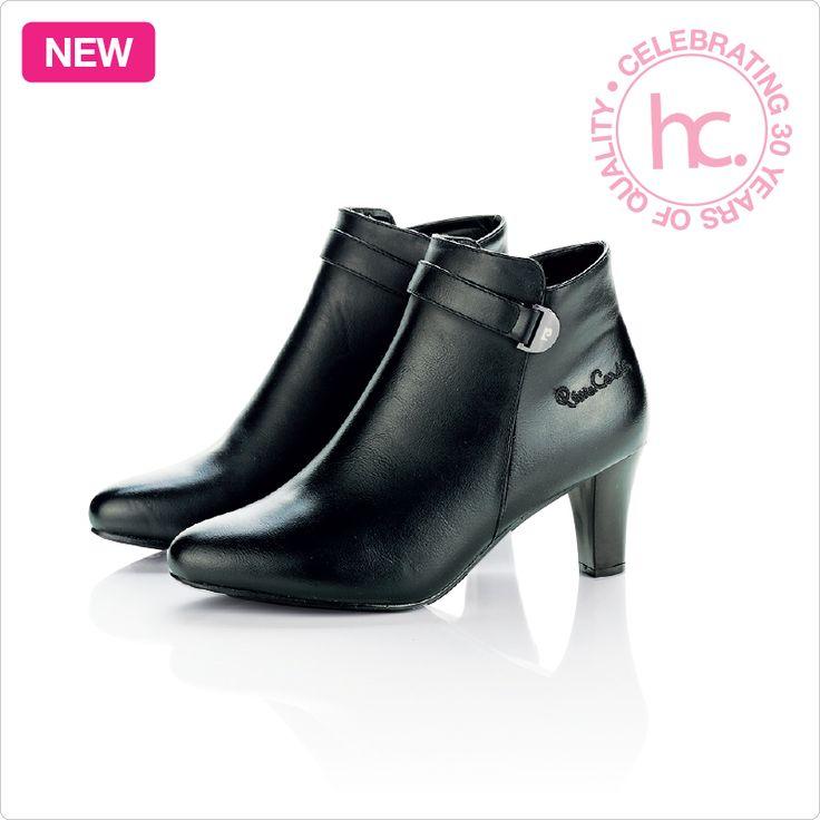 Pierre Cardin Ladies Navy Blue Ladies Shoes