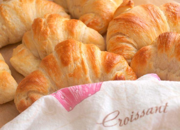 Jak jsem pekla máslové croissanty - Avec Plaisir