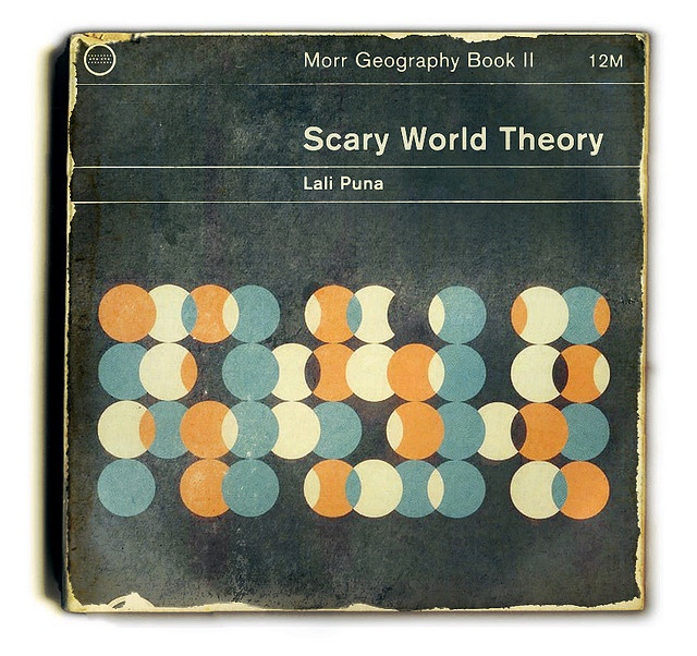 Lali Puna: Scary World Theory - Classic records lost in time and format, re-emerged as Pelican books  | Designer: Littlepixel™Album Covers, Pelican Book, Lali Puna, Covers Design, Book Covers, Covers Junkie, Album Reimagined, Covers Art, Classic Album