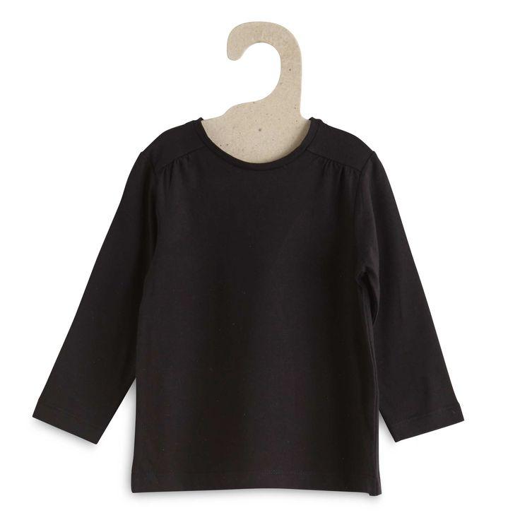 Tee-shirt coton goutte au dos rouge persan Petite fille